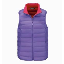 歐都納 女款天衣無縫羽絨保暖背心 A-V1605W 紫