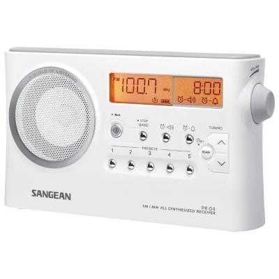 SANGEAN山進 白天使二波段數位式收音機(PR-D4)