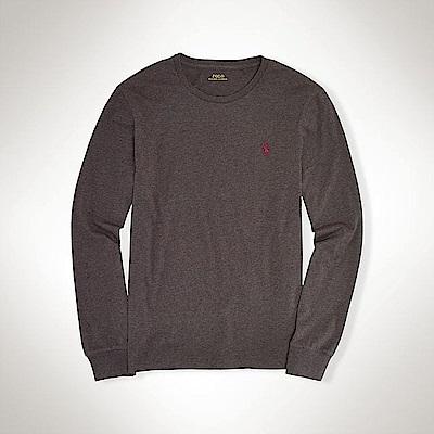 Ralph Lauren 長袖 T恤 素面 灰色 323