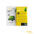 Antec a.m.p 100% 天然噴霧清潔濕紙巾攜帶包(20入)