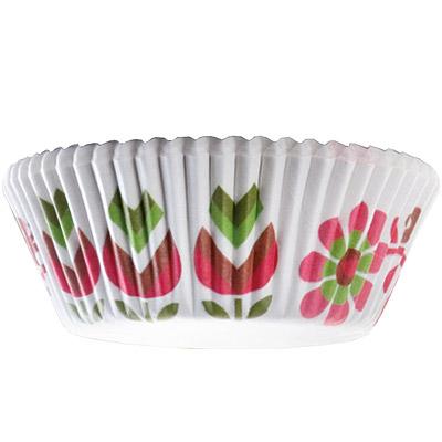 IBILI 蛋糕紙模75入(花園)