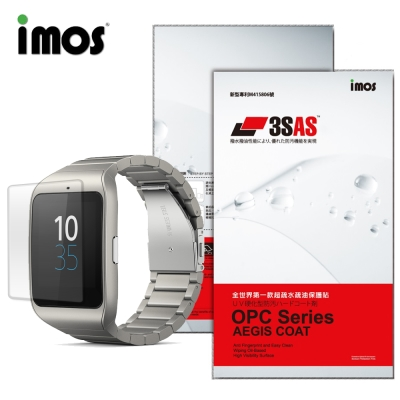 iMOS Smart Watch 3 SWR50 3SAS 螢幕保護貼