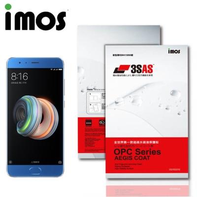 iMos 小米 小米Note 3 3SAS 疏油疏水 螢幕保護貼