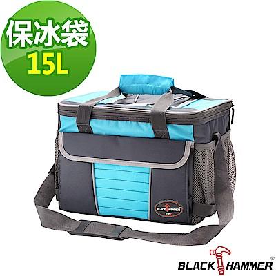義大利BLACK HAMMER 樂酷保冰袋-15L