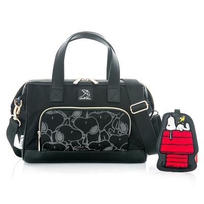 Arnold Palmer x Snoopy- 2WAY波士頓包 Soft Bag 休閒軟