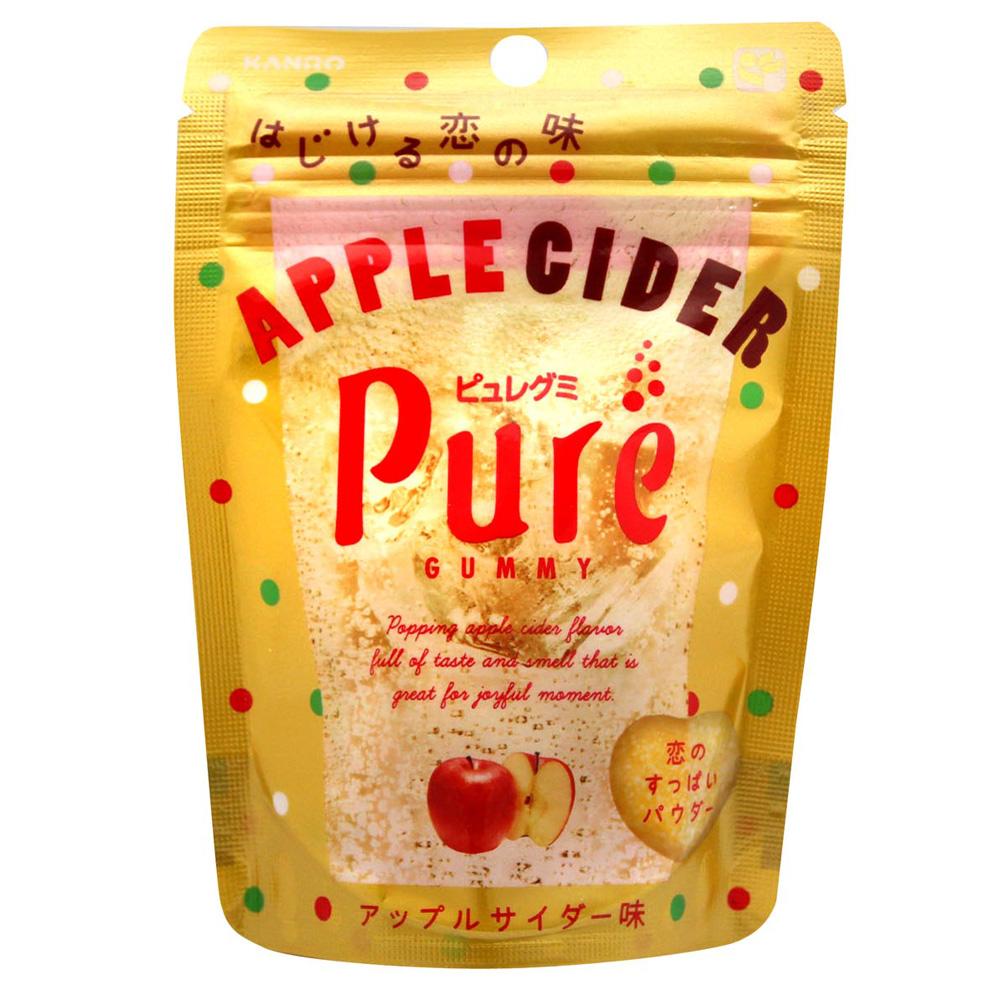 Kanro Pure蘋果汁軟糖(46gx2入)