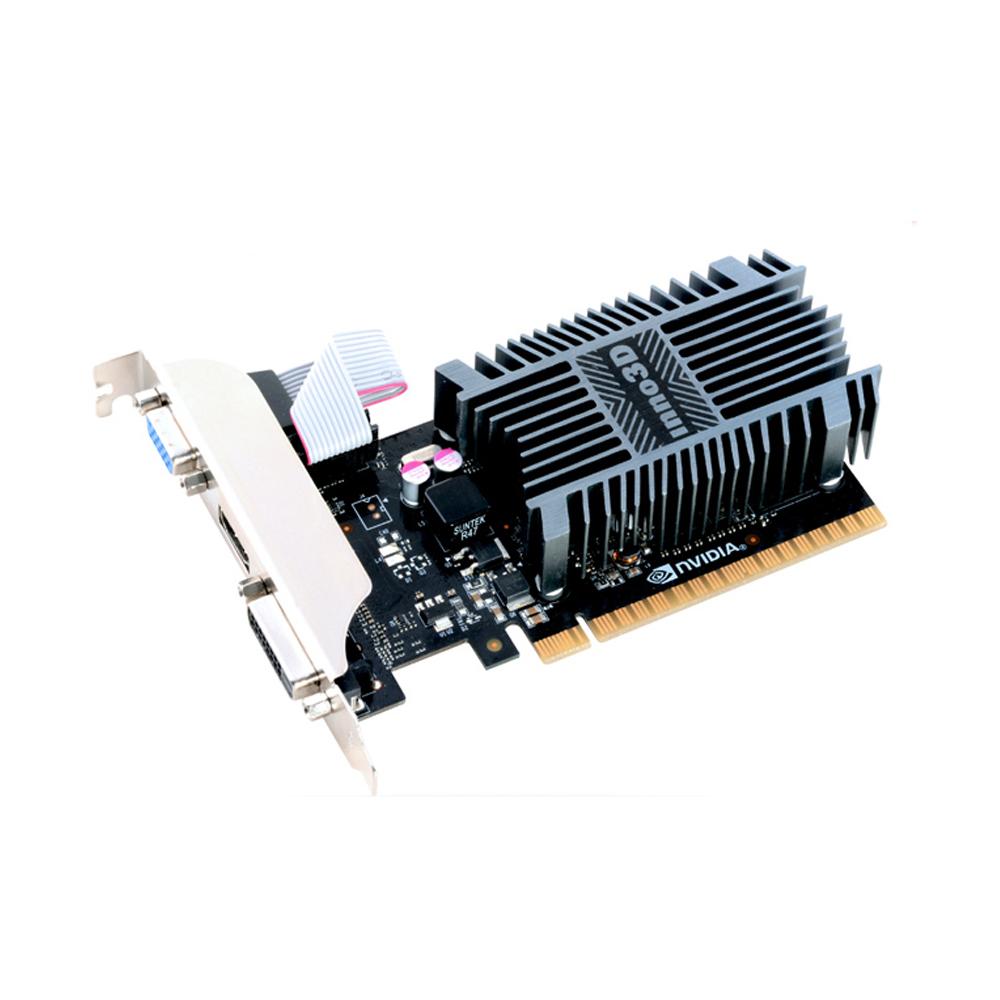 映眾顯示卡Inno3D GeForce GT 710 1GB SDDR3