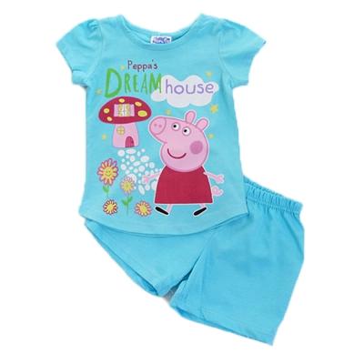 粉紅豬小妹短袖套裝 k50091
