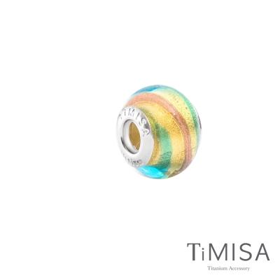 TiMISA 夢想家(11mm)純鈦琉璃 墜飾串珠