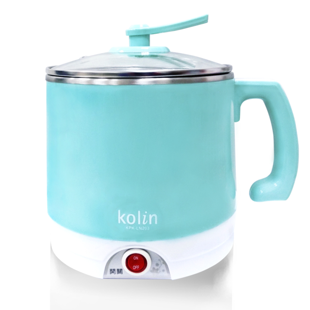 Kolin歌林雙層防燙不鏽鋼美食鍋 KPK-LN203