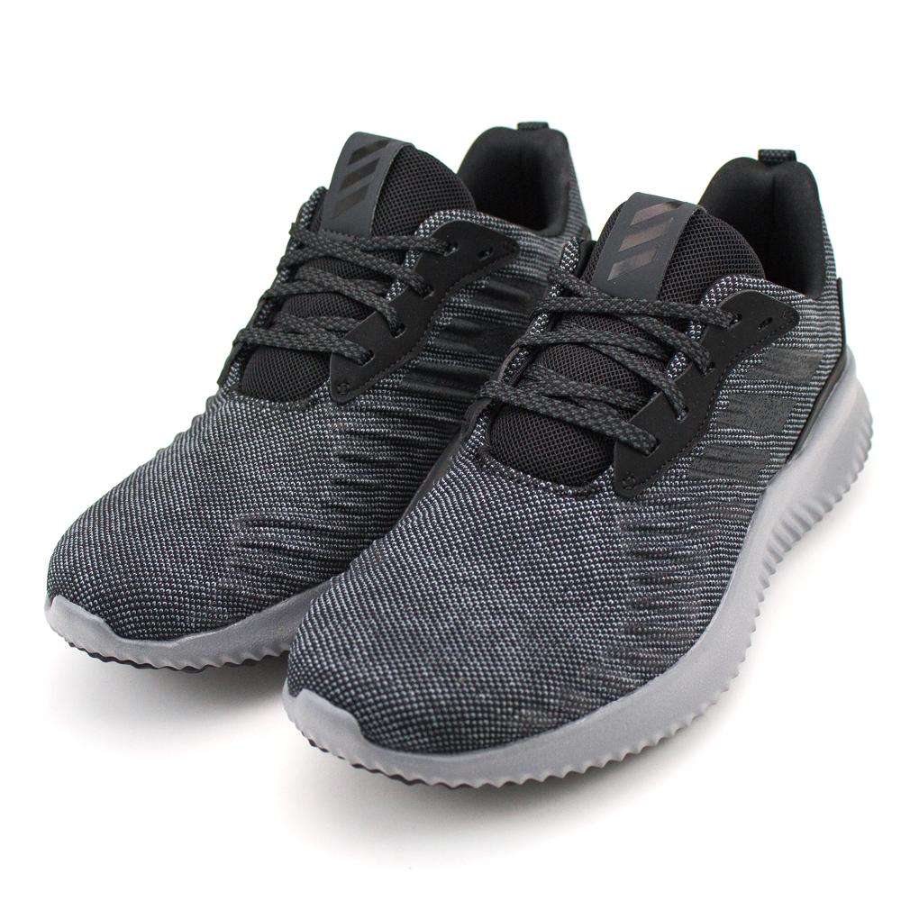 24H-ADIDAS-中大童鞋CQ1482-黑灰