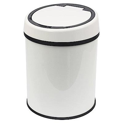 TRENY感應垃圾桶-白-9L