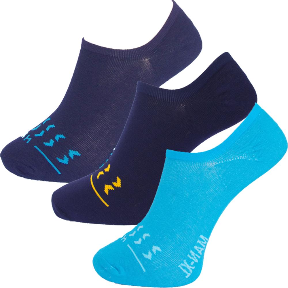 MIT 加大版 矽膠防脫滑隱形襪 26-32cm六雙 SE914
