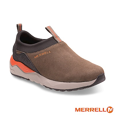 MERRELL 1SIX8 MOC 休閒童鞋-棕(55622)