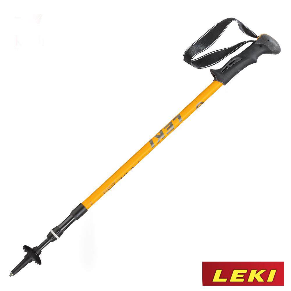 【德國 LEKI】Trail AS 超輕量鋁合金三節式登山杖(避震款)
