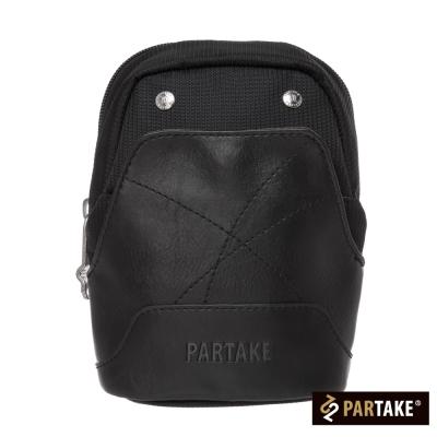 PARTAKE-A2系列-腰掛包-黑