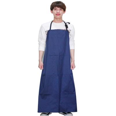 omax新尼龍雙層防水圍裙~快