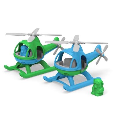 greentoys 熊糾糾直升機