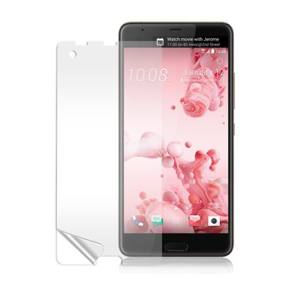 Monia HTC U Ultra 5.7吋 高透光亮面耐磨保護貼