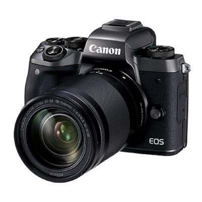 Canon EOS M5 18-150mm STM 變焦鏡組(公司貨)