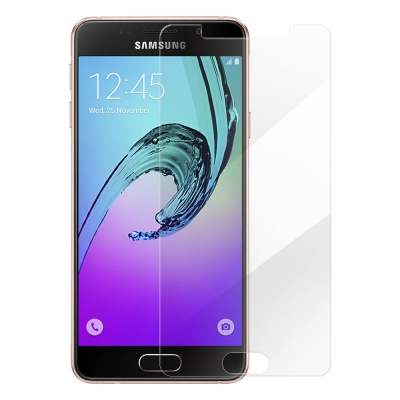 Metal-Slim Samsung Galaxy A3 2016 9H鋼化玻璃...