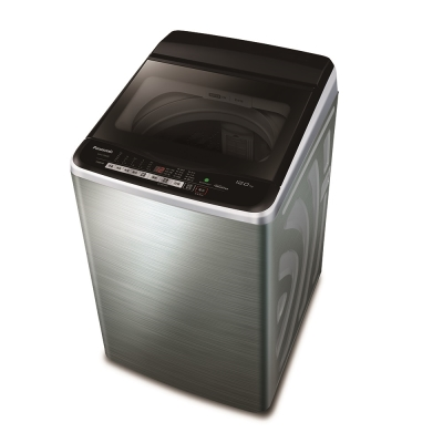 Panasonic 國際牌 12公斤變頻洗衣機 NA-V120EBS-S 不鏽鋼
