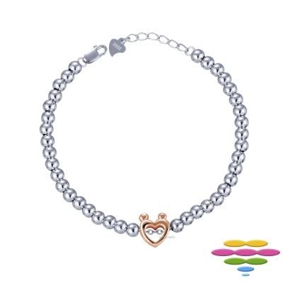 彩糖鑽工坊 寶石手鍊 銀手鍊 Rainbow系列