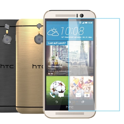g-IDEA HTC One M9 高清超透螢幕保護貼