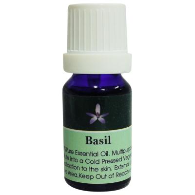 Body Temple 有機羅勒(Basil)芳療精油10ml