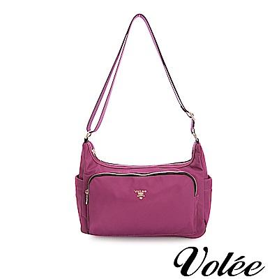 Volee飛行包 - 好旅行系列隨形肩背包-葡萄紫