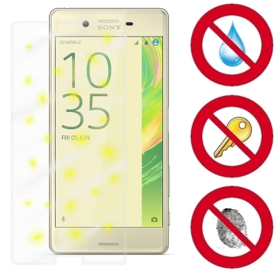 D&A SONY Xperia X (PS10) 5吋電競玻璃奈米5H螢...