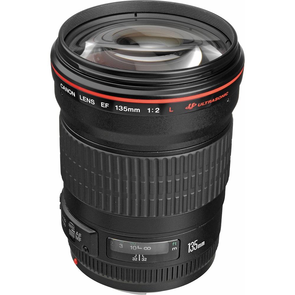 Canon EF 135mm f/2L USM 望遠鏡頭(平行輸入)