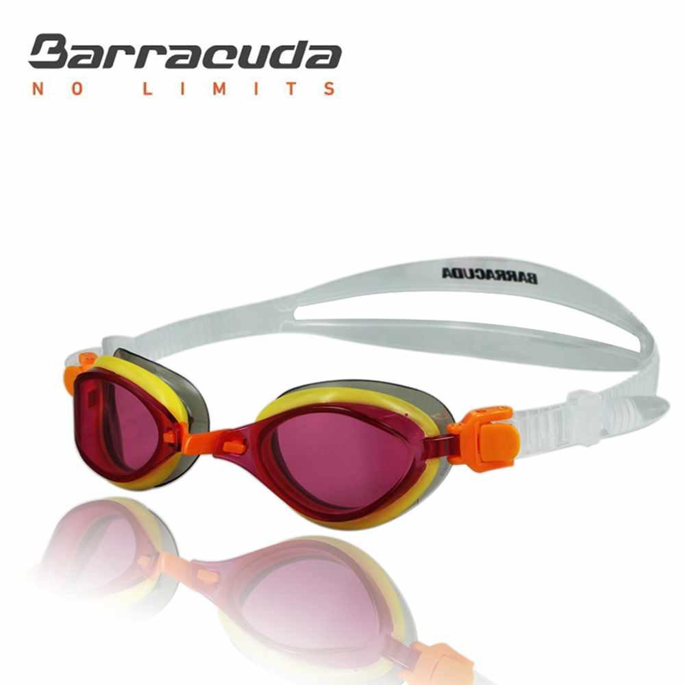 美國巴洛酷達Barracuda 兒童競技型抗UV防霧-FENIX JR - 泳鏡-快速到貨