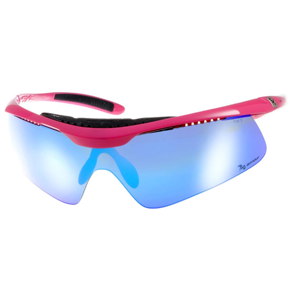 720運動太陽眼鏡 飛磁換片系列/桃紅#720B336 C03
