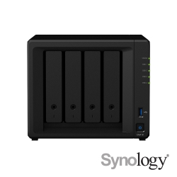 Synology DS418 4Bay網路儲存伺服器