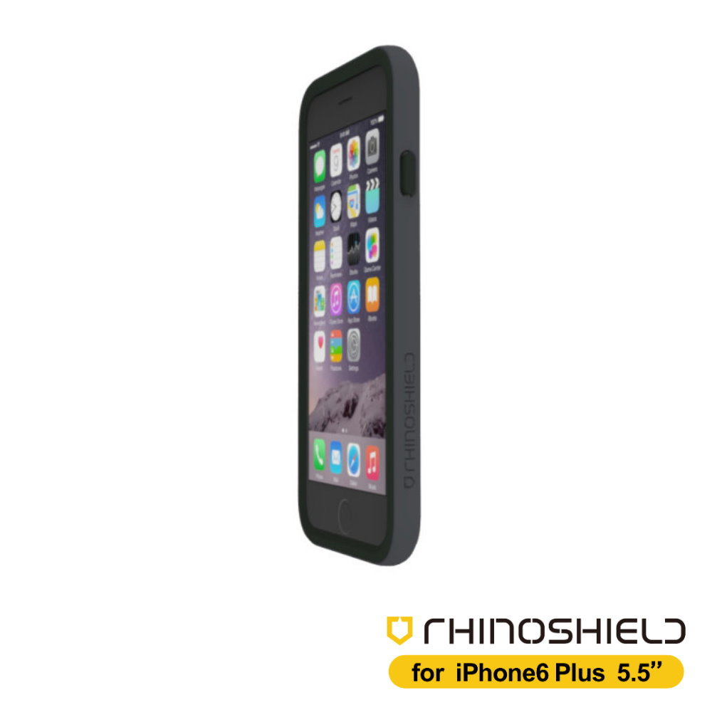 RHINO SHIELD犀牛盾 iphone 6 plus / 6s plus手機殼(附機身膜)