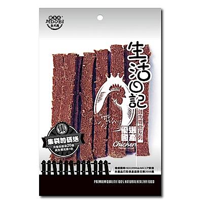 MDOBI摩多比-生活日記 狗零食 雞肉鮪魚棒80g-3包組