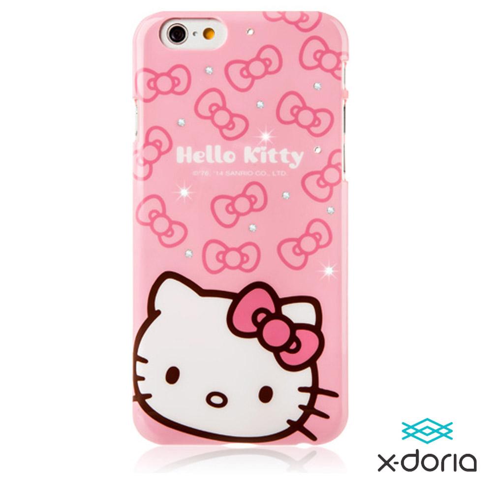 X-doria Hello Kitty iPhone6 4.7吋 保護殼- 炫璨系列