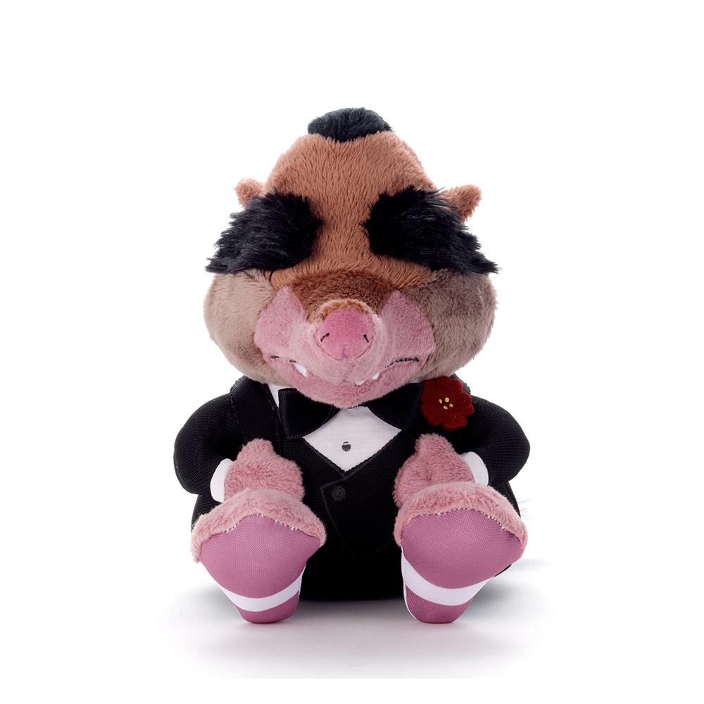 動物方城市 - 絨毛娃娃 Mr. Big