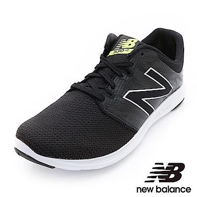 New Balance運動跑鞋M530LF2-2E男性黑色