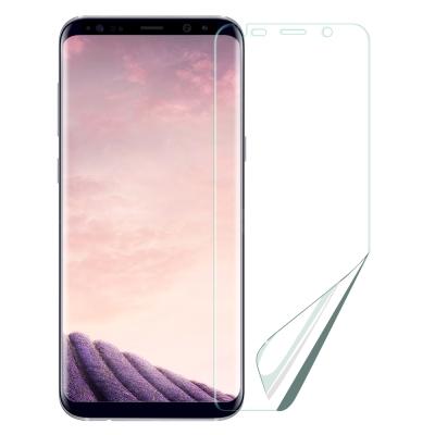 XM Samsung Galaxy S8 高透光亮面耐磨保護貼-非滿版