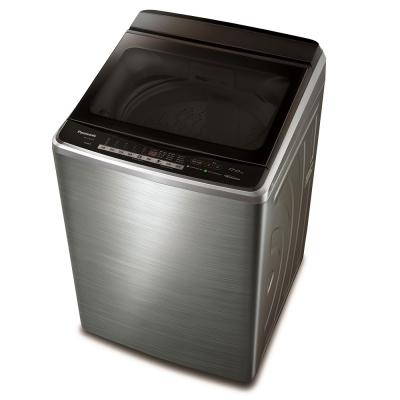 Panasonic 國際牌 17公斤 直立式 變頻洗衣機 NA-V188EBS-S 不鏽鋼