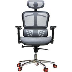 NICK 靠枕高韌性全網主管椅/電腦椅
