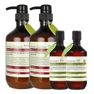 *Amma Gard艾瑪花園 摩洛哥堅果新生修護潤髮膜500mlx2(送300mlx2)
