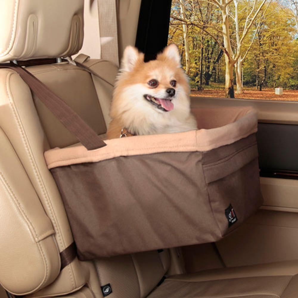 美國SOLVIT寵物介護 標準版寵物車用安全籃 (M號)