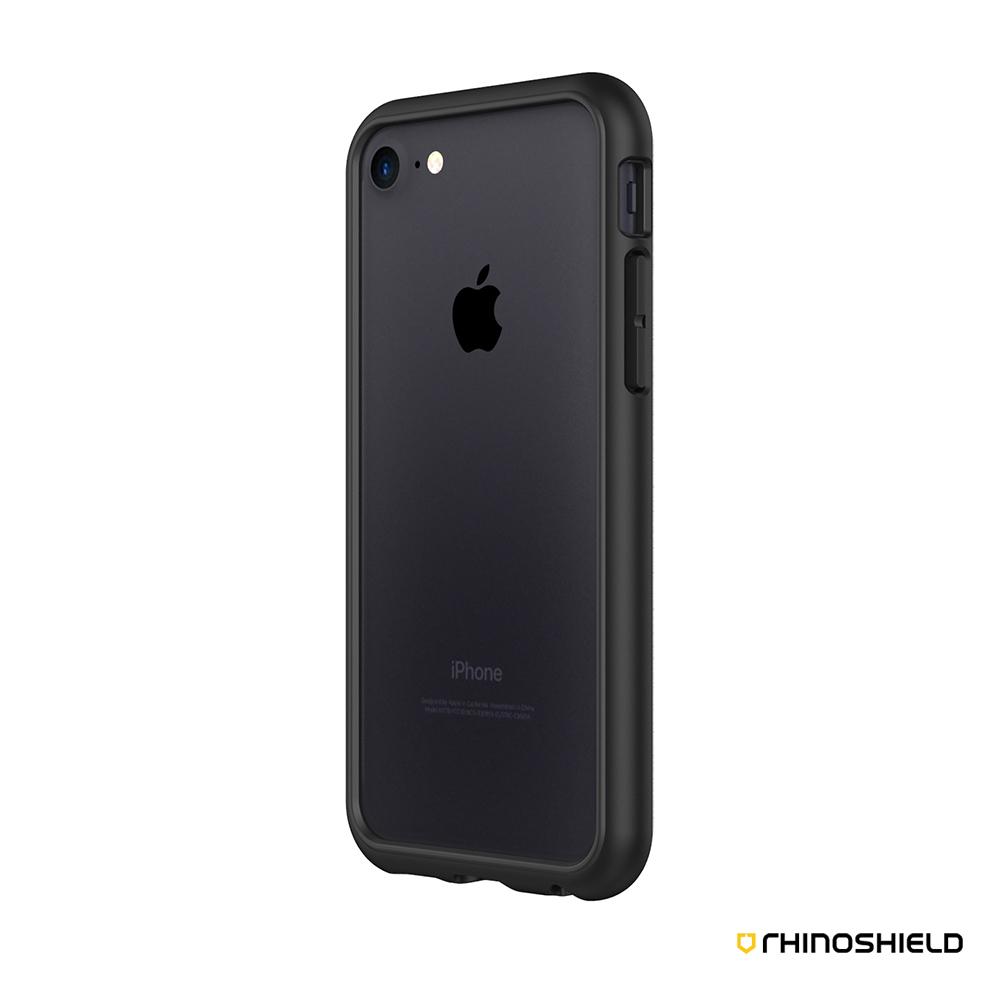 犀牛盾 iPhone SE 2 / 8 / 7 (4.7吋) CrashGuard防摔邊框手機殼