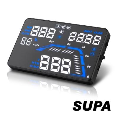 速霸 Q7  HUD多功能GPS抬頭顯示器-快