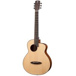 aNueNue M12 面單羽毛鳥系列民謠木吉他1