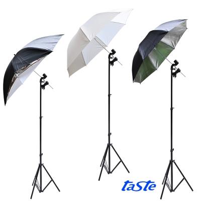 Taste透射傘+反射傘+雙功能透射/反射傘套裝組(109cm)