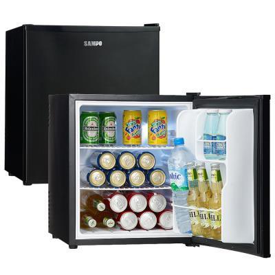 【福利品】SAMPO聲寶48L電子冷藏小冰箱 KR-UA48C